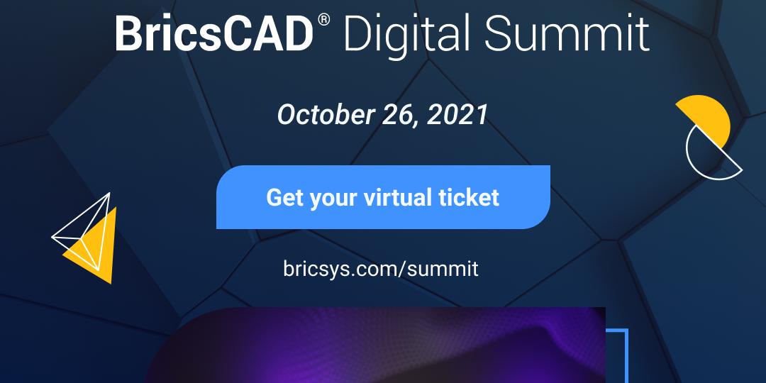 BricsCAD Digital Summit square EN